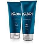Ritual de Barba Kaiak - Gel para Barbear 75g + Gel após Barba 75ml